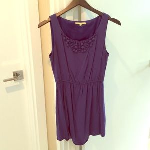 Gianni Bini purple dress medium